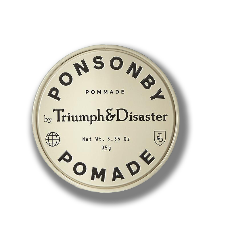 ponsonby styling pomade by triumph and disaster
