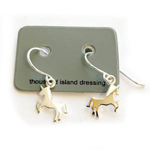 TID Unicorn Studs | Sterling Silver