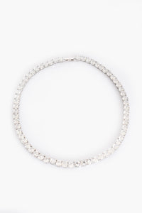 Adorne | Classic Tennis Necklace