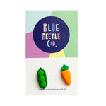 Blue Beetle Co Peas and Carrot