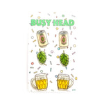 Busy Head Trio Stud Pack | Beering