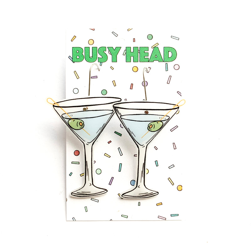Busy Head Martinis