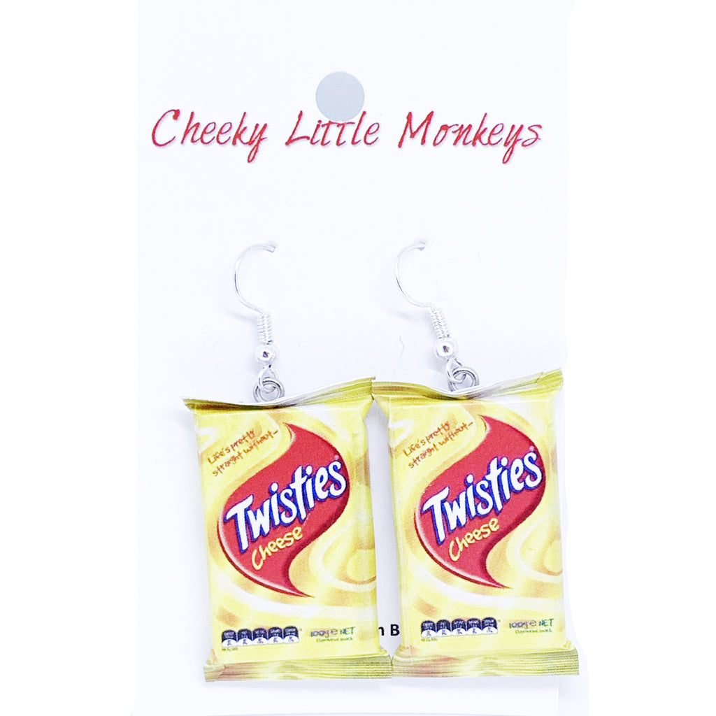 Cheeky Little Monkeys - Twisties