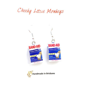 Cheeky Little Monkeys - Band Aids