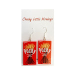 Cheeky Little Monkeys - Pocky Earrings