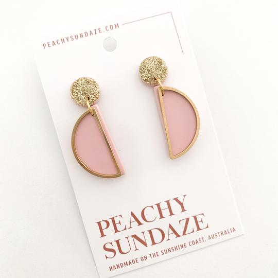 Peachy Maple Drops | Rose