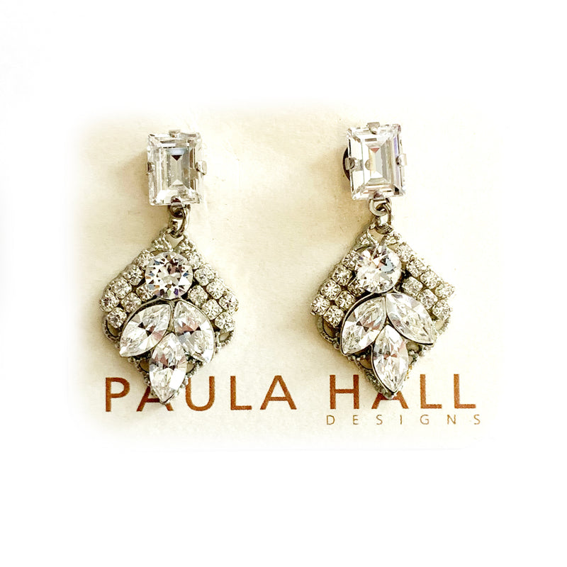 Paula Hall | Crystal Drops