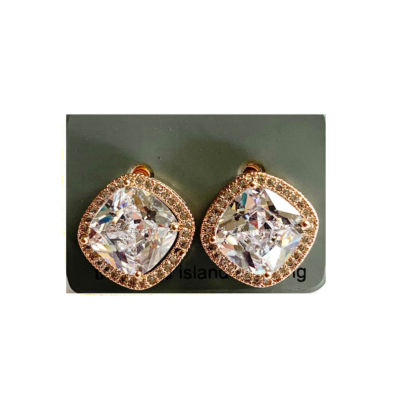 BLING | Diamante Studs