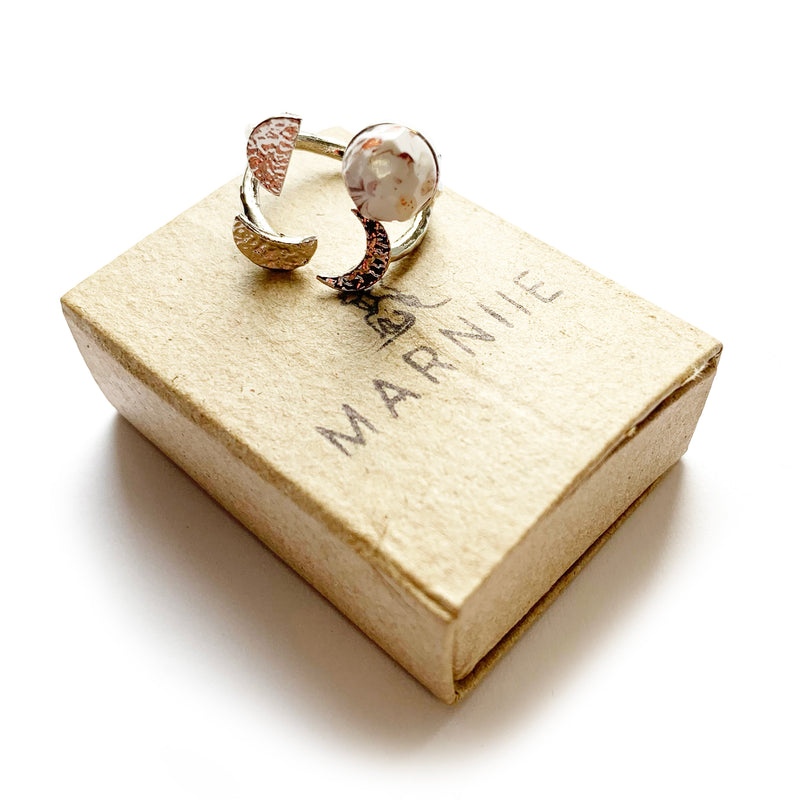 MARNIIE | Moon Phase Ring