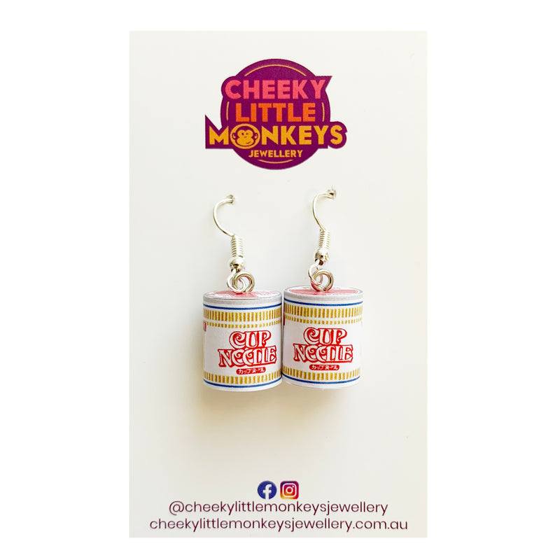 Cheeky Little Monkeys | Cup Noodle
