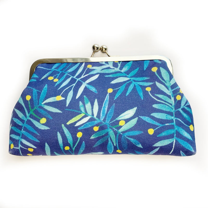 Sybella Clutch | Blue