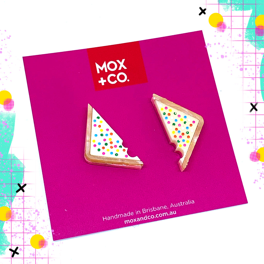 MOX & Co Fairy bread studs