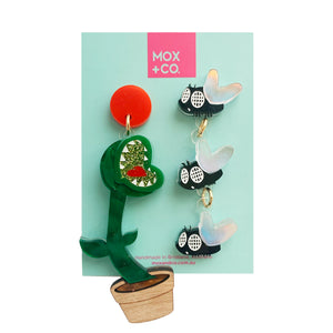 MOX & Co Venus fly trap dangles