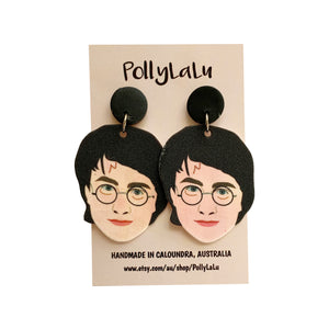 Pollylalu Harry Potter Dangles