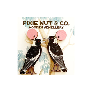 Pixie Nut Magpies
