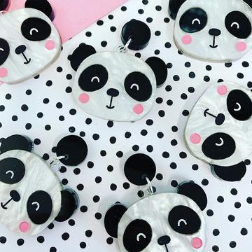 Stranger Blings | Pretty Little Panda Dangles