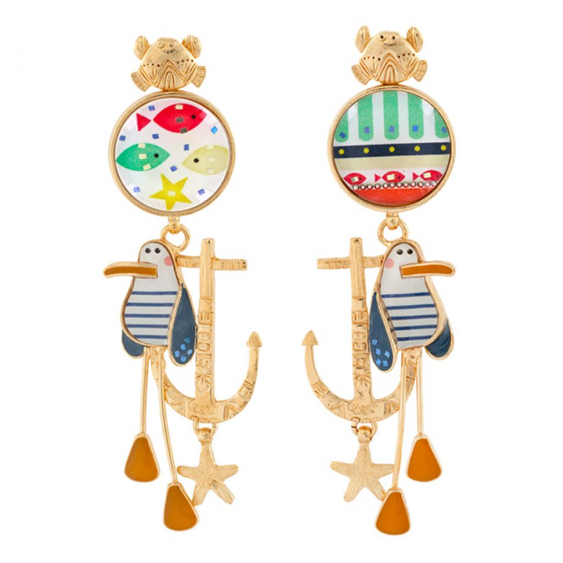 Taratata | Mousaillon Earrings