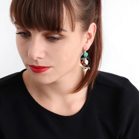 Taratata | Griotte Earrings