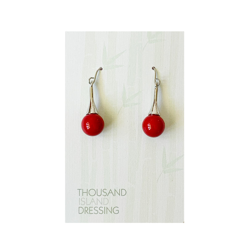 TID ball drops | Red, silver