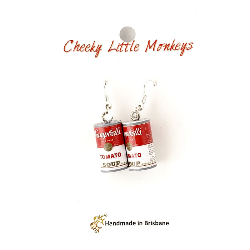 Cheeky Little Monkeys - Tomato Soup
