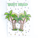 Busy Head X TID Limited Edition Palms