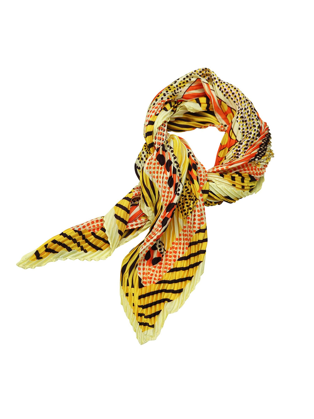 Tiger Tree Retro Scarf