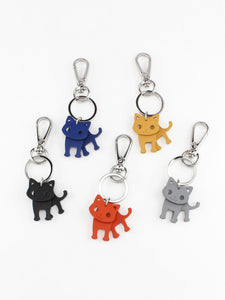 Tiger Tree Cat Keyring