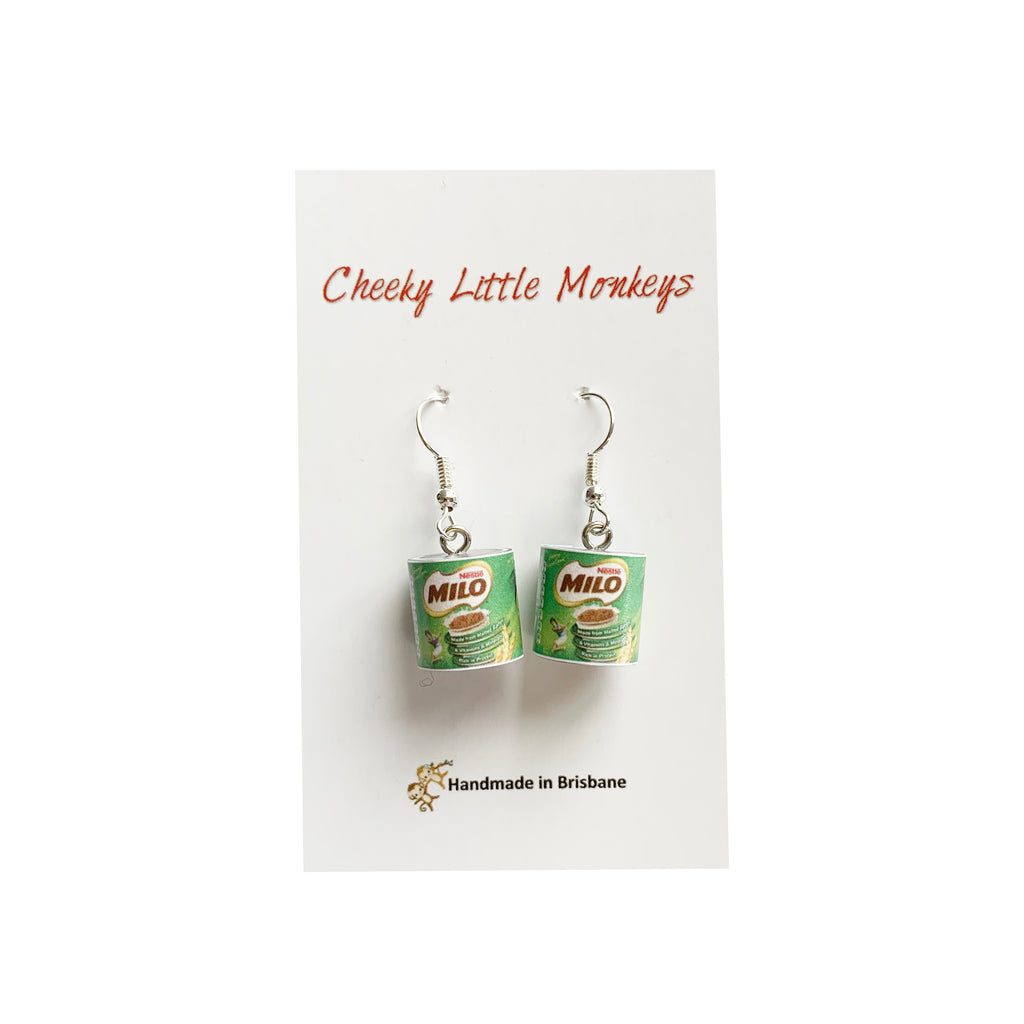 Cheeky Little Monkeys - Milo Earrings