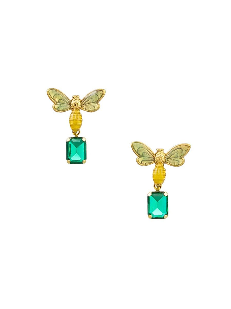 Tiger Tree | Emerald Butterfly Drops