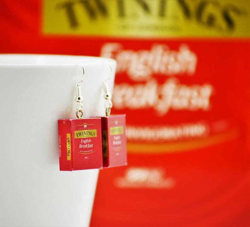 Cheeky Little Monkeys - Twinings English Breakfast