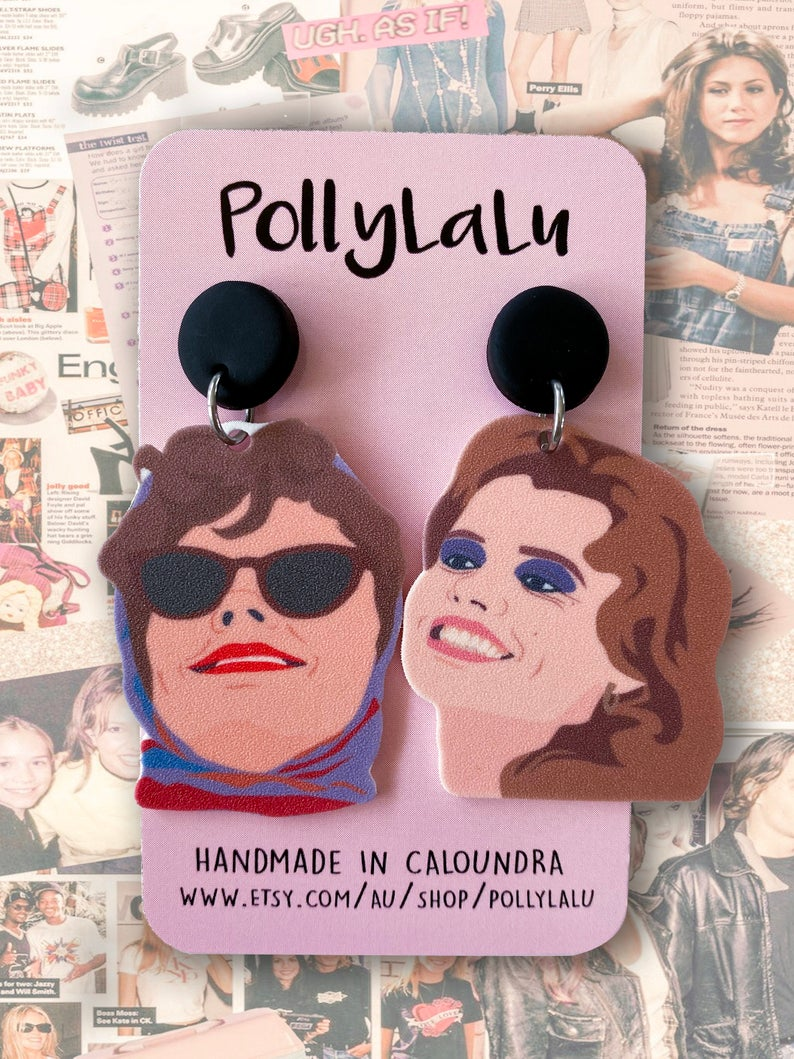 Pollylalu Earrings | Thelma and Louise