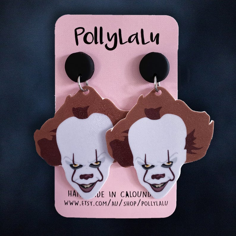 Pollylalu | Pennywise Earrings