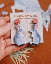 Pixie Nut Bilby Earrings