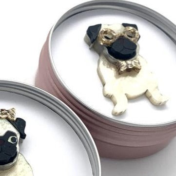 Bobbi Frances Brooch | Grantly Pug