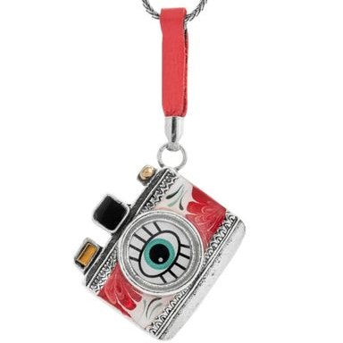Taratata | Camera Necklace