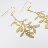 DENZ Mistletoe Dangles | Gold