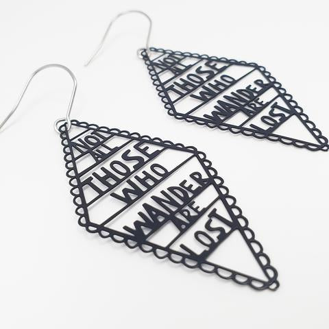 DENZ dangles | Black