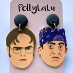 Pollylalu The Office Dangles