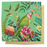 La La Land Greeting Card Princess Parrot Paradiso