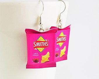 Cheeky Little Monkeys | Smith's chips salt & vinegar