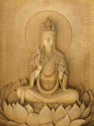 Kuan Yin  - Compassion and Mercy through out the Seasons