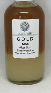Aloe Gold - Body Moisturizer