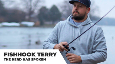 Adam Terry aka Fishhook Terry Joins The Herd Has Spoken