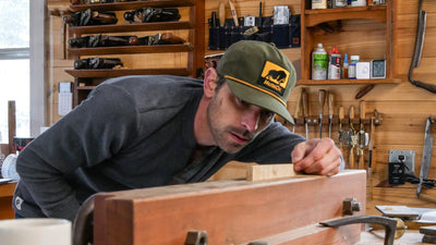 MuskOx Welcomes Andy Rawls, Craftsman, Woodworker & Family Man