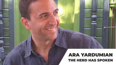 Dr. Ara Yardumian, Medical Success Story, Joins The Herd Has Spoken Podcast. Episode 9