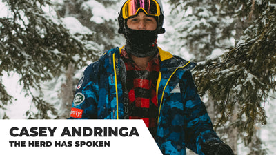 Casey Andringa, US Olympic Freestyle Skier, Joins The Herd Has Spoken