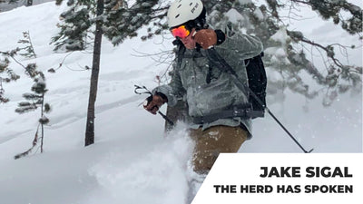 Jake Sigal, Tech CEO On-Road; Biker & Skier Off-Road, Joins The Herd Has Spoken Podcast. Episode 6