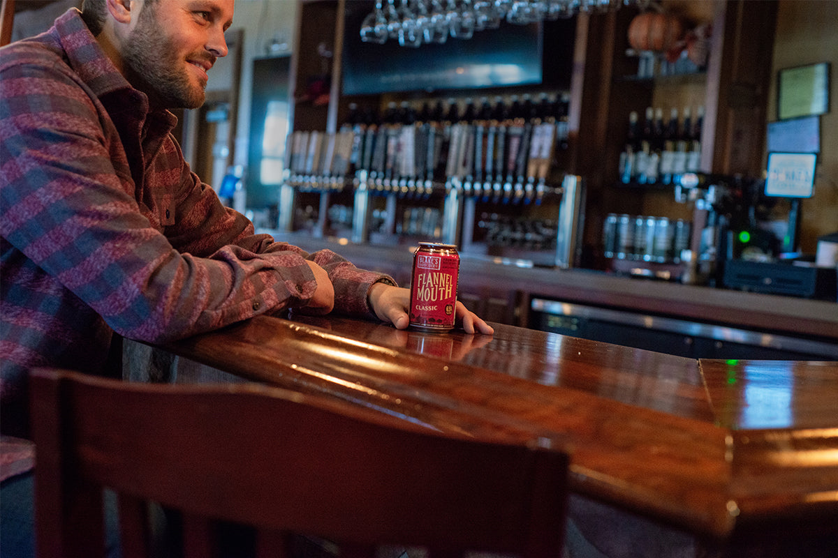 Blake's Hard Cider Co. & MuskOx Apparel Flannel Flannelmouth