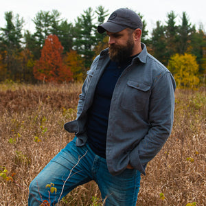 Outerwear by MuskOx Men's Outdoor Apparel. Timeless, Quality and Durable Heavyweight Flannels, Performance Outerwear