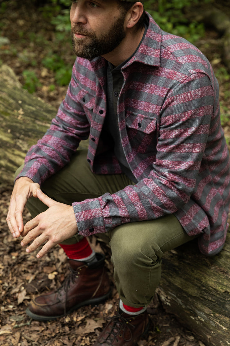 MuskOx-Clothing-Flannel-Burgundy
